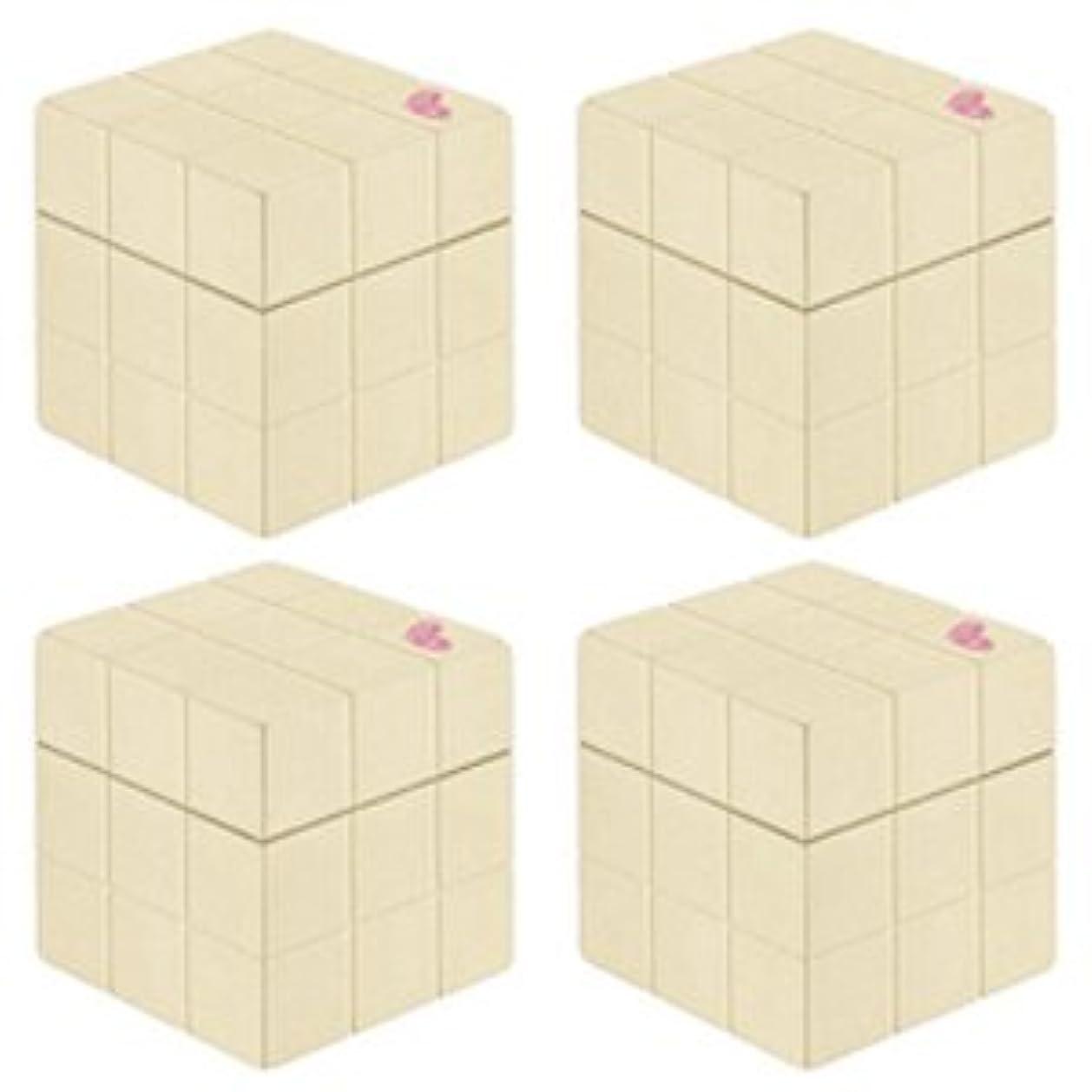 バラ色調和のとれた疑わしい【X4個セット】 アリミノ ピース プロデザインシリーズ ニュアンスワックス バニラ 80g