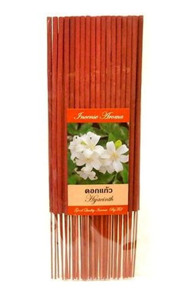 タイのお香 スティックタイプ [HYACINTH/ヒヤシンス] インセンスアロマ 約50本入りアジアン雑貨