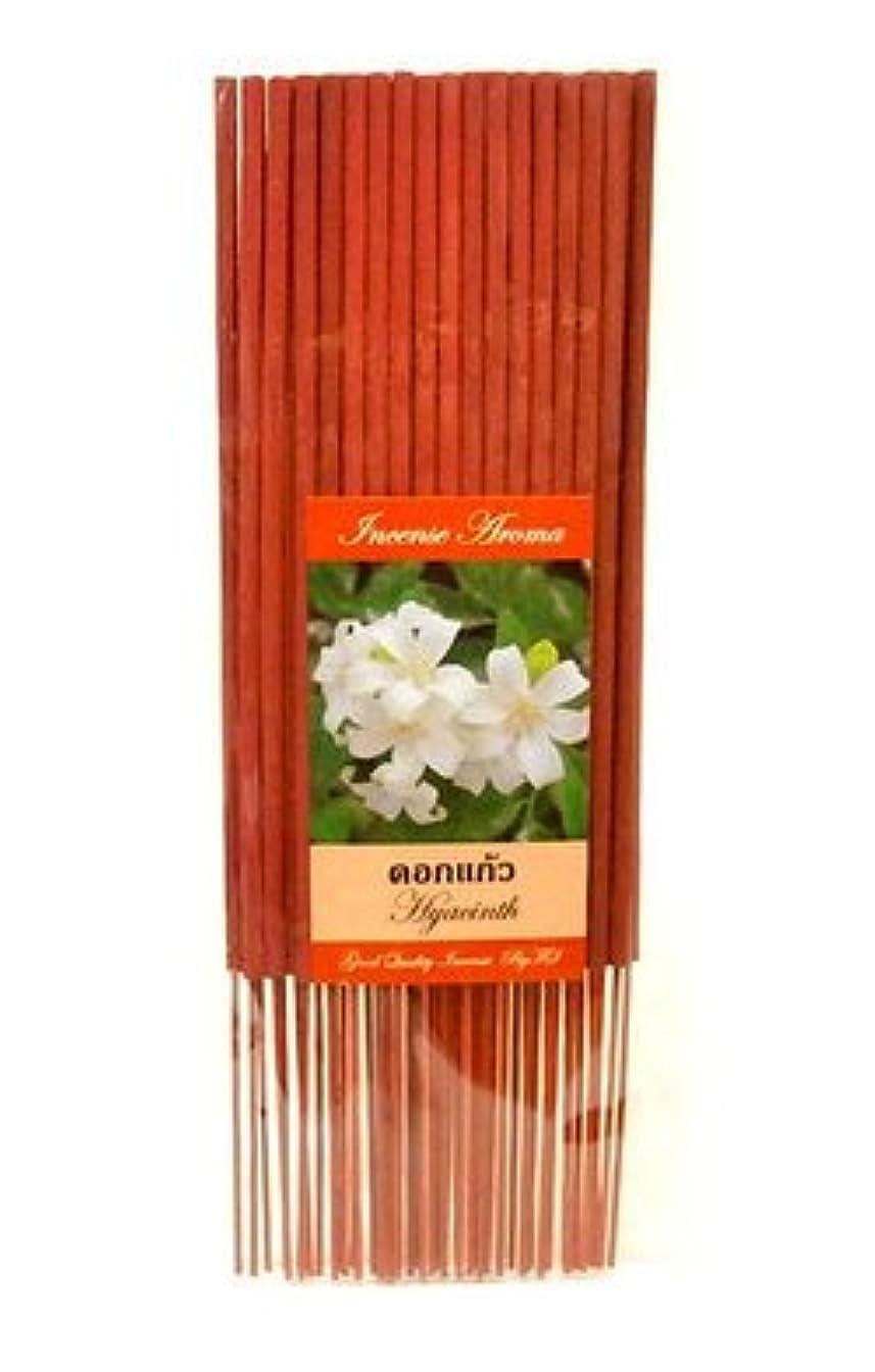 分離湿地動かすタイのお香 スティックタイプ [HYACINTH/ヒヤシンス] インセンスアロマ 約50本入りアジアン雑貨