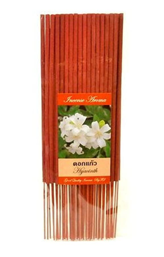 雪固める機構タイのお香 スティックタイプ [HYACINTH/ヒヤシンス] インセンスアロマ 約50本入りアジアン雑貨