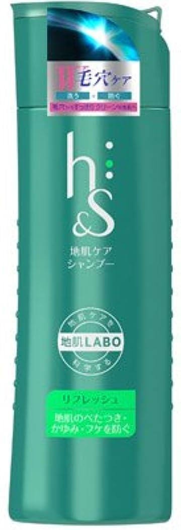 h&s リフレッシュシャンプーボトル × 24個セット
