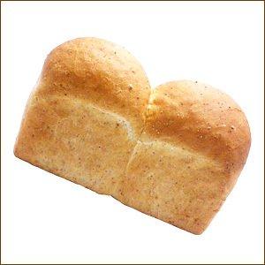 むーにゃん 無添加全粒粉パン 1個