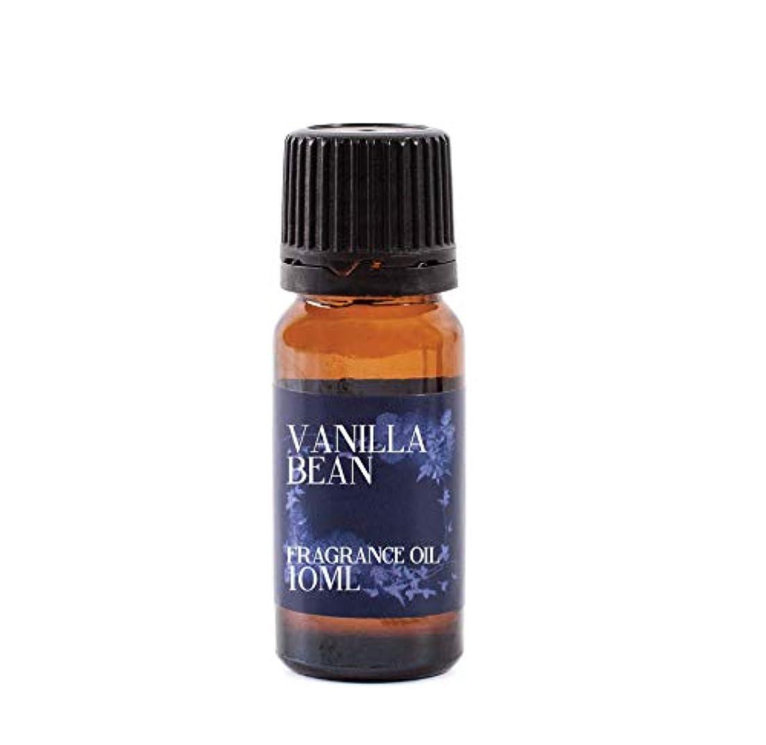 満足させる不運修正するMystic Moments   Vanilla Bean Fragrance Oil - 10ml