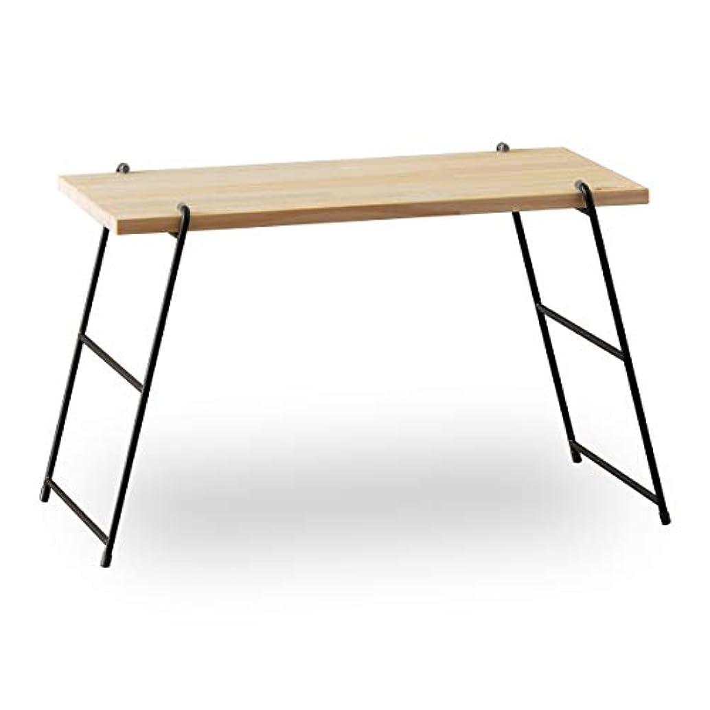 期限切れ保持するすばらしいですFIELDOOR アイアンラック用 レッグ 2個セット キャンプ棚 脚 2段 キッチン テーブル ガーデン ディスプレイ アウトドア