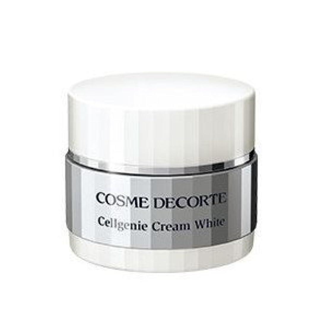 修正する冷える有能なコーセー コスメデコルテ セルジェニー クリーム ホワイト 30g