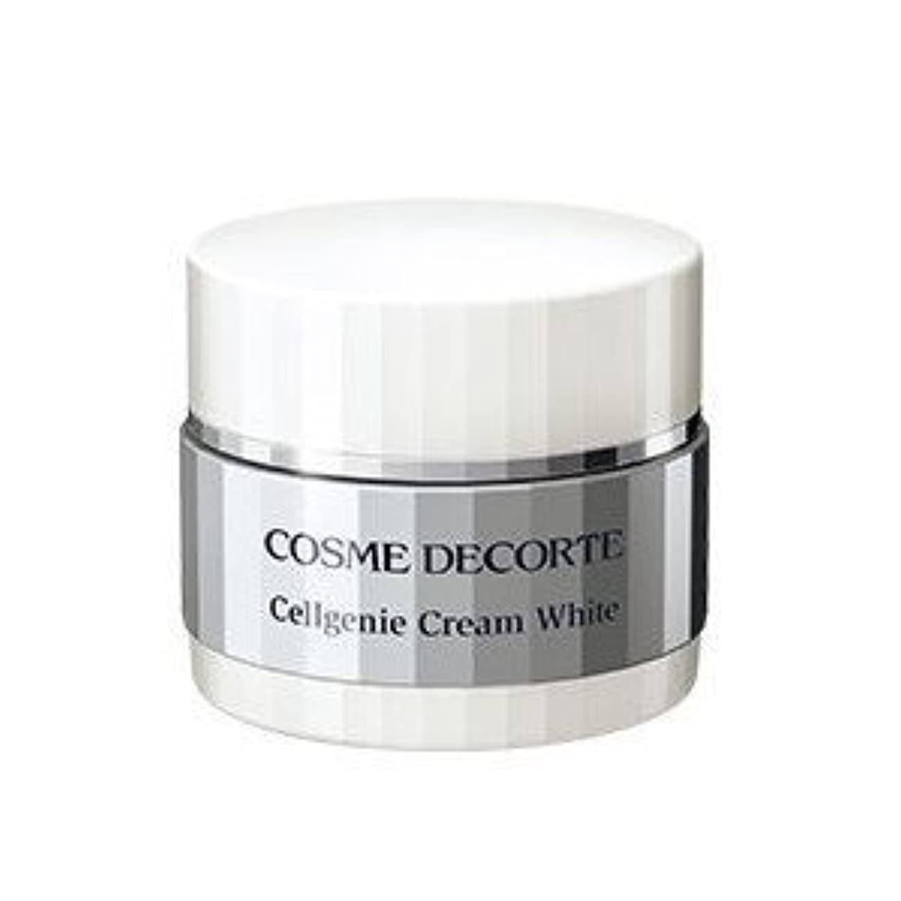 名前を作る不安定香りコーセー コスメデコルテ セルジェニー クリーム ホワイト 30g