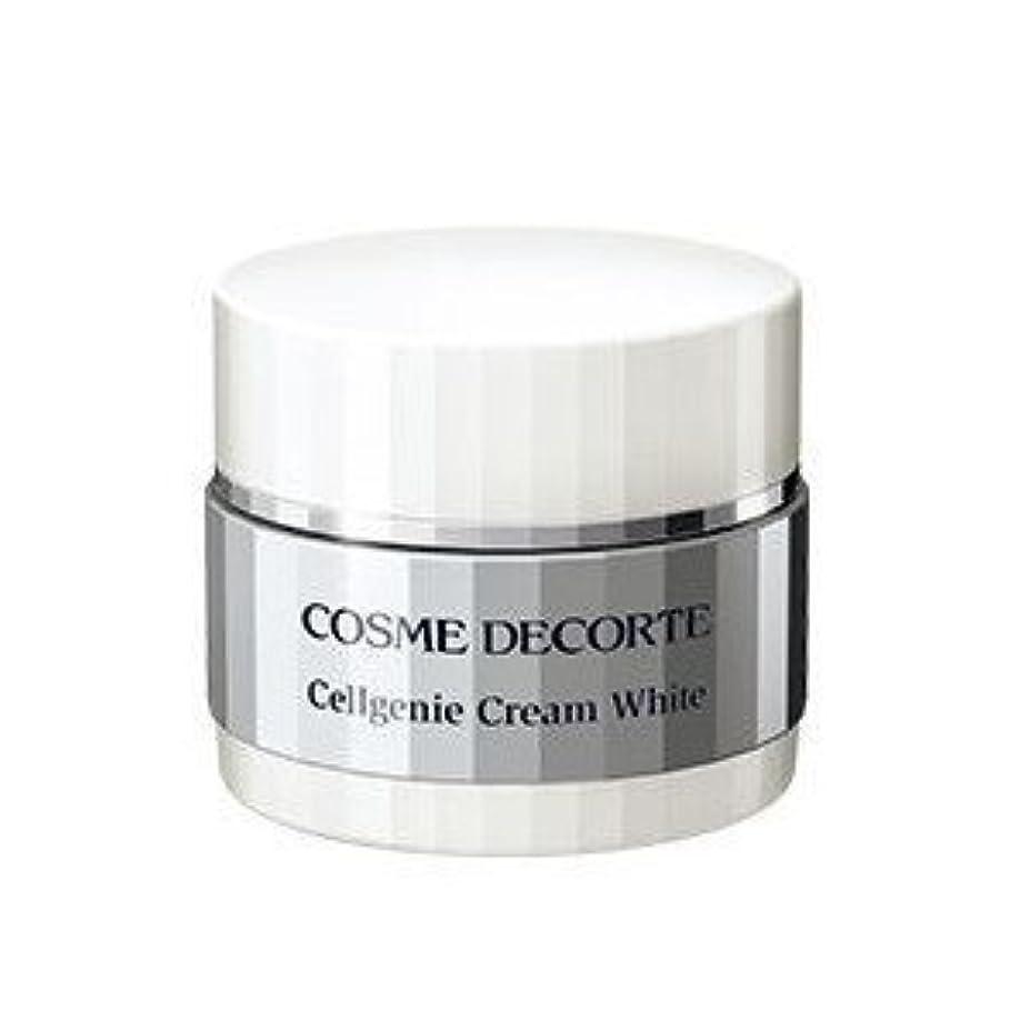 強調する含める不透明なコーセー コスメデコルテ セルジェニー クリーム ホワイト 30g