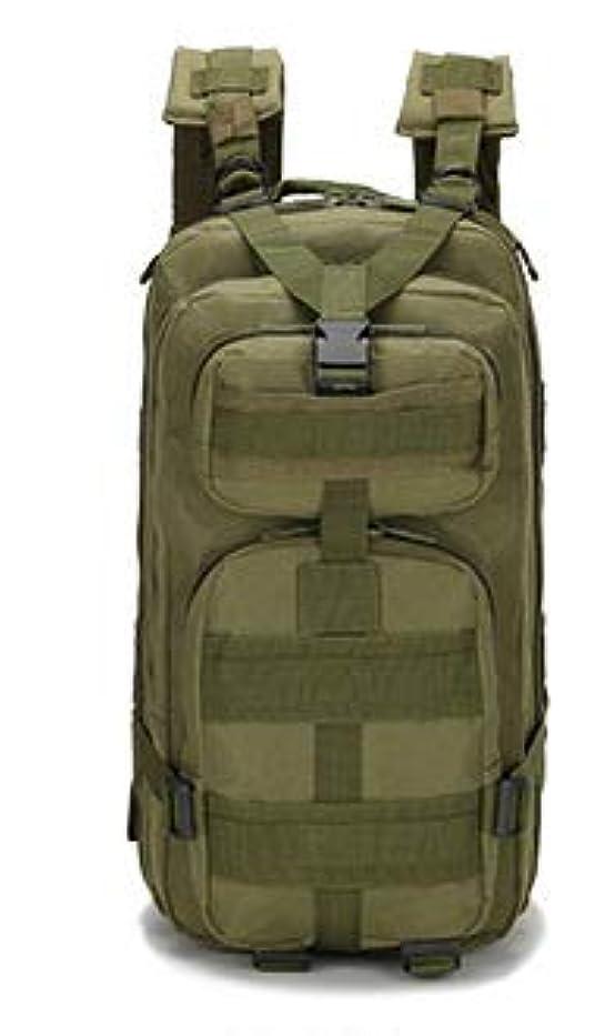 脱獄定期的確率ZhaJunBag 25L キャンプ ハイキング バックパック 防水 タクティカル ミリタリー スポーツバッグ メンズ レディース トレッキングバックパック 8色 バッグ グリーン