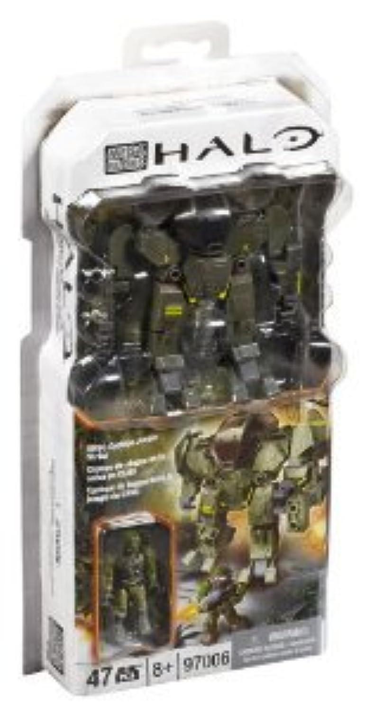 Mega Bloks (メガブロック) Halo (ヘイロー) Jungle Strike Cyclops ブロック おもちゃ (並行輸入)