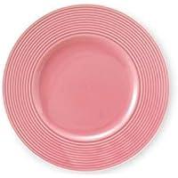ピンク リベラ 27cm ディナー皿