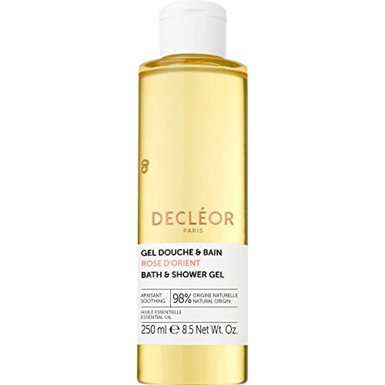郵便物傷跡労苦[Decl?or ] デクレオールは、D'のオリエントバス&シャワージェル250ミリリットルをバラ - Decleor Rose d'Orient Bath & Shower Gel 250ml [並行輸入品]