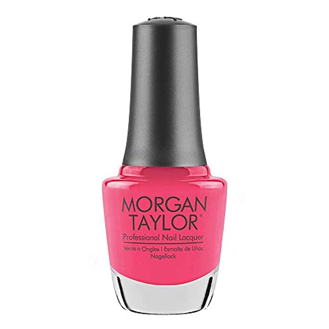 分類最も遠いレンディションMorgan Taylor - Professional Nail Lacquer - Pretty As A Pink-ture - 15 mL / 0.5oz