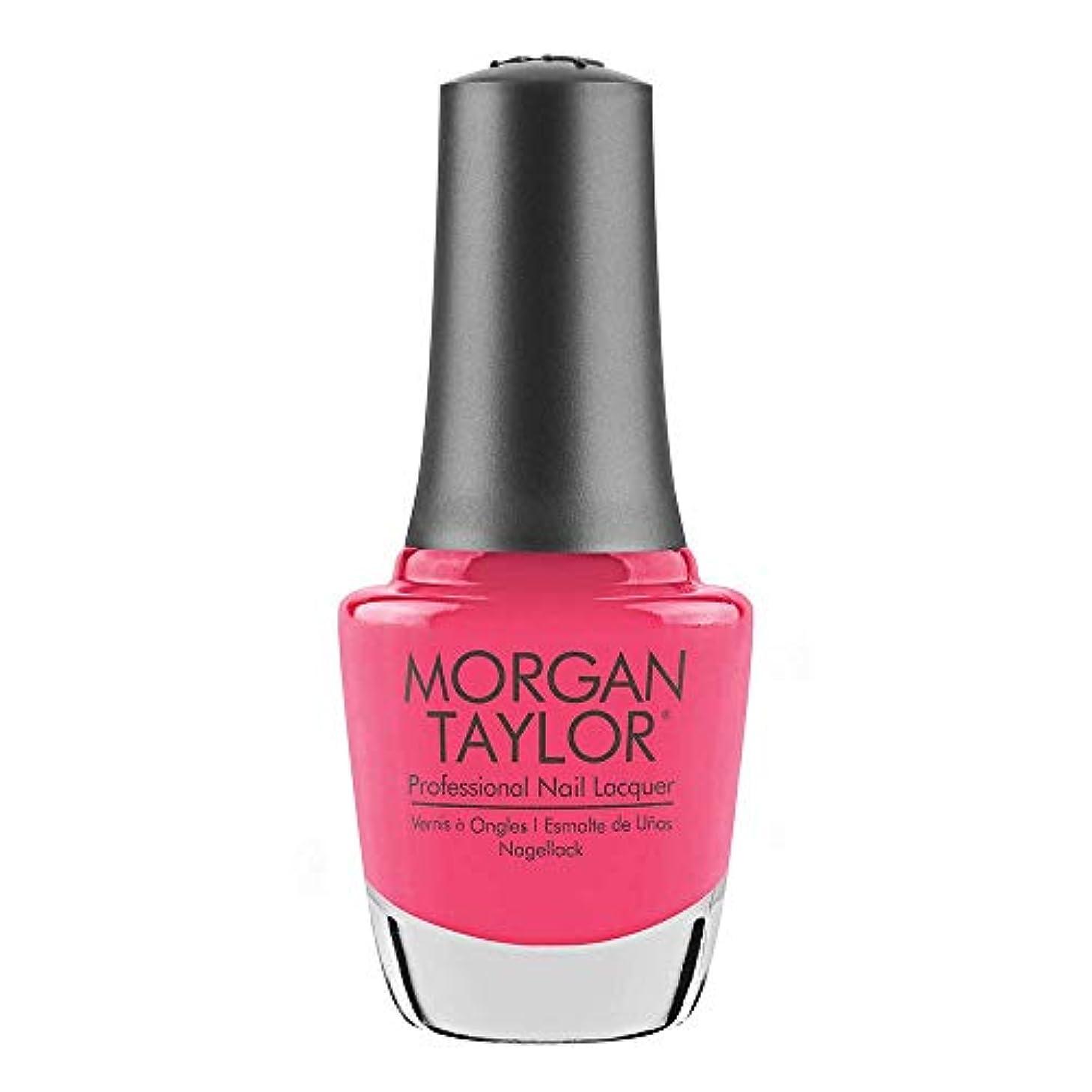 エンコミウム天文学軍団Morgan Taylor - Professional Nail Lacquer - Pretty As A Pink-ture - 15 mL / 0.5oz