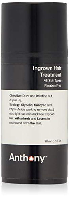 欠かせない怒ってバナーAnthony Logistics Ingrown Hair Treatment (並行輸入品) [並行輸入品]