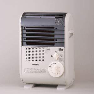 イワタニ カセットガスファンヒーター(屋内専用:カセットボンベ別売)【暖房器具】Iwatani 風暖(KAZEDAN) CB-GFH-2