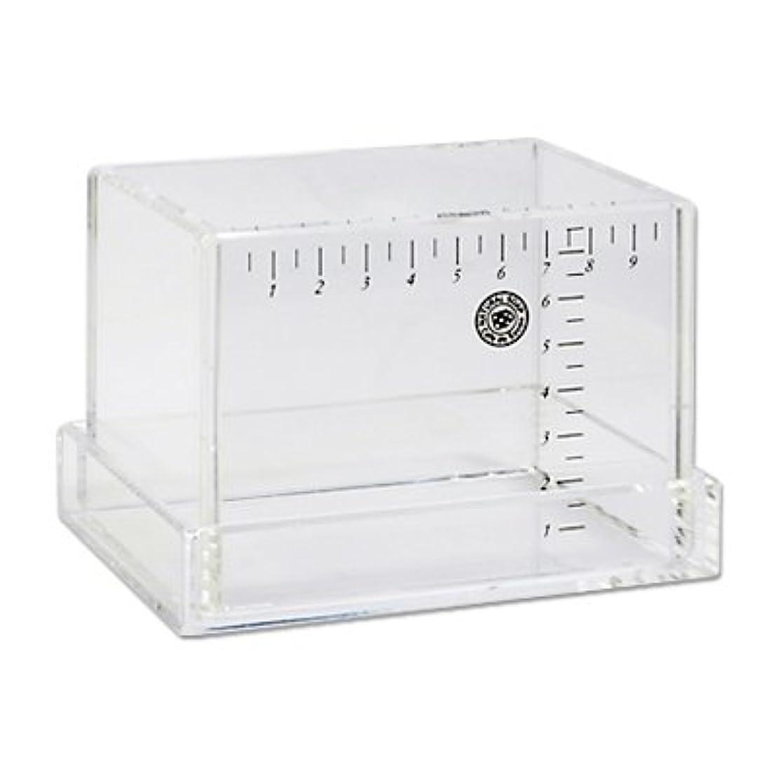 ミリメートル幾何学勃起手作り石鹸用アクリルモールド ミルク・ハーフタイプセット[押出板無し] 【ソープモールド/手作り石けん/アクリル/型】