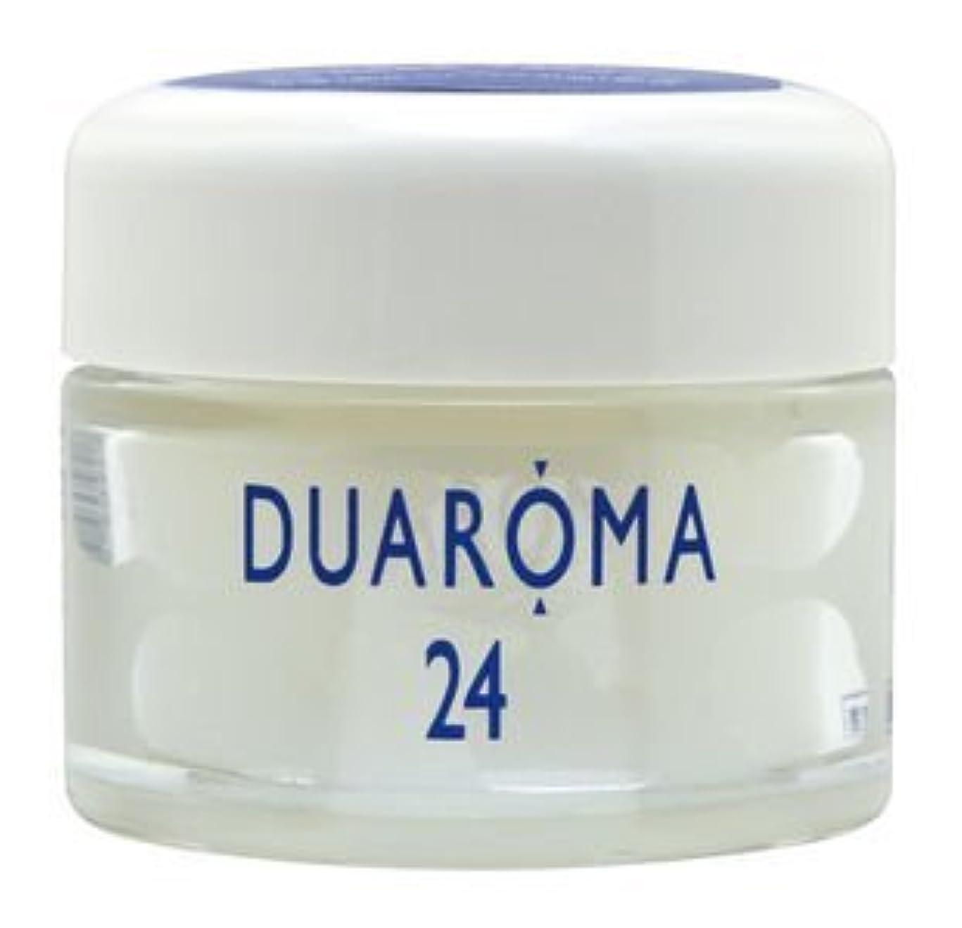 不快なブレス好戦的なデュアロマ24薬用クリーム40g×2個                   JAN:4969059909213
