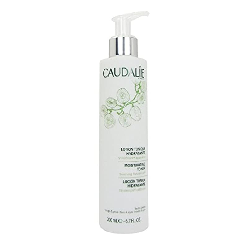 Caudalie Moisturizing Toning Lotion 200ml [並行輸入品]