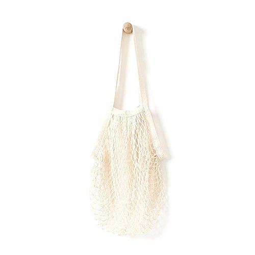 コットンネット袋 (ホワイト)