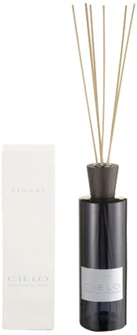 まつげ実行する隣人LINARI リナーリ ルームディフューザー 500ml CIELO シエロ ナチュラルスティック natural stick room diffuser