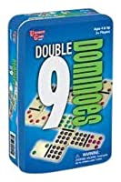 Double 9 Dominoes Travel Game