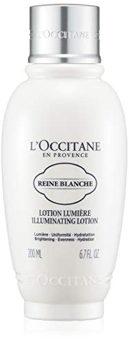 白菜初期の特権的ロクシタン(L'OCCITANE) レーヌブランシュ ブライトフェイスウォーター 200ml