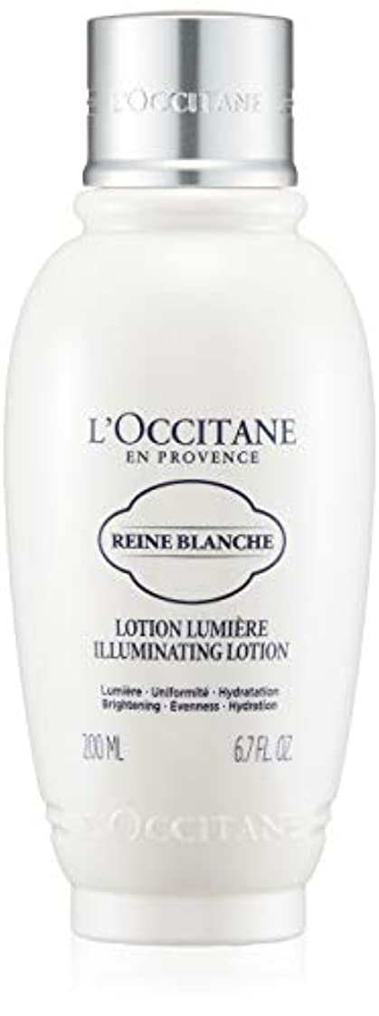 工業用勝利言うまでもなくロクシタン(L'OCCITANE) レーヌブランシュ ブライトフェイスウォーター 200ml