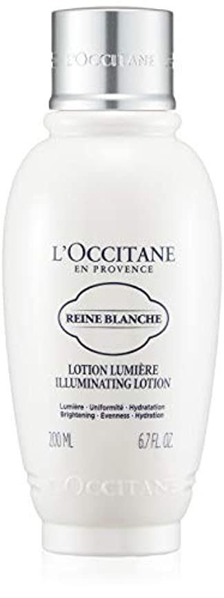 征服する再生一口ロクシタン(L'OCCITANE) レーヌブランシュ ブライトフェイスウォーター 200ml