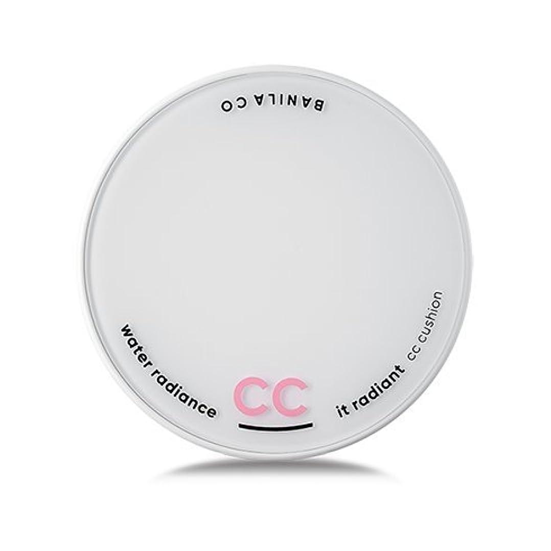 ツインスカリー入手します[Renewal] BANILA CO It Radiant CC Cushion 15g + Refill 15g/バニラコ イット ラディアント CC クッション 15g + リフィル 15g (#Light Beige...