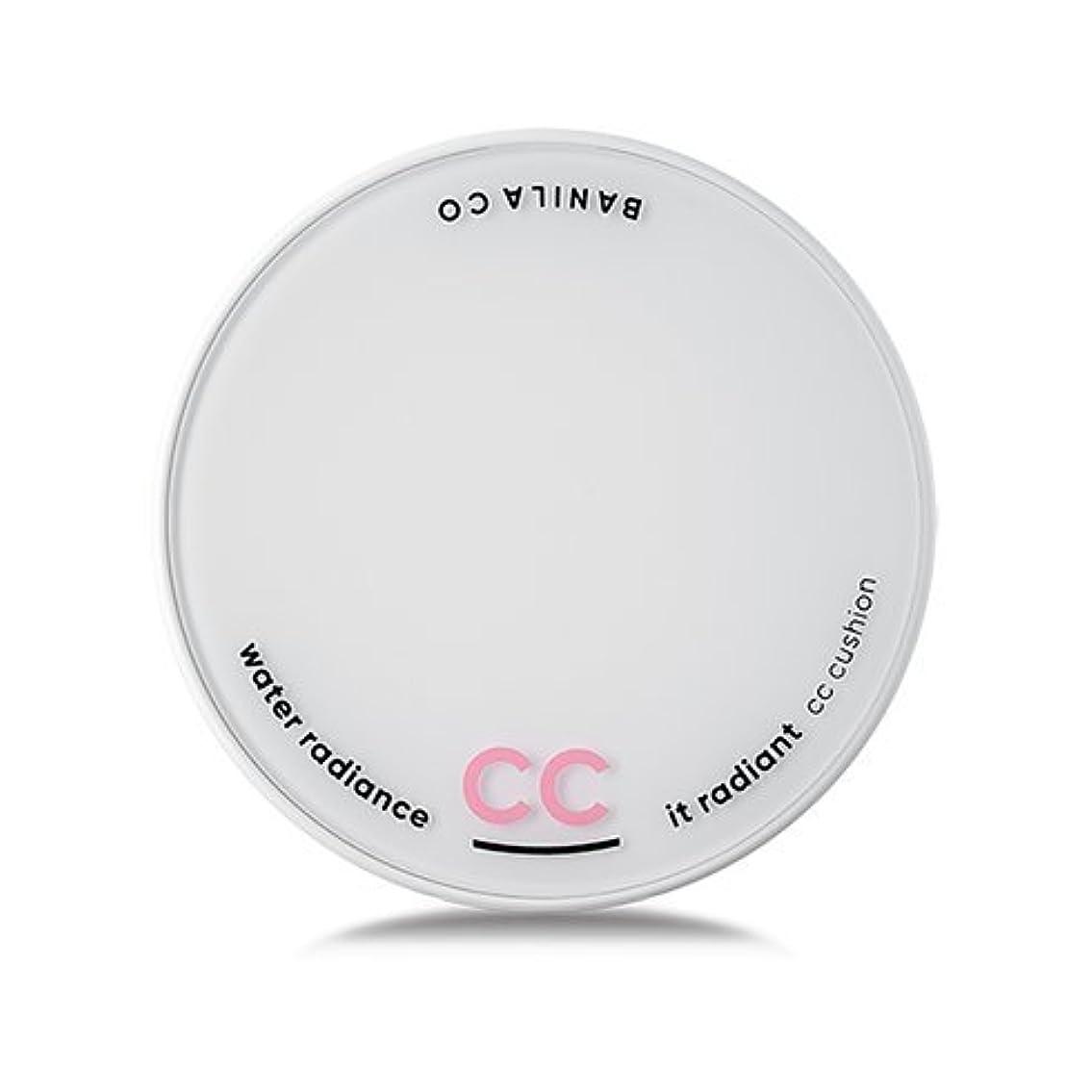 名誉あるまとめるに頼る[Renewal] BANILA CO It Radiant CC Cushion 15g + Refill 15g/バニラコ イット ラディアント CC クッション 15g + リフィル 15g (#Natural Beige...