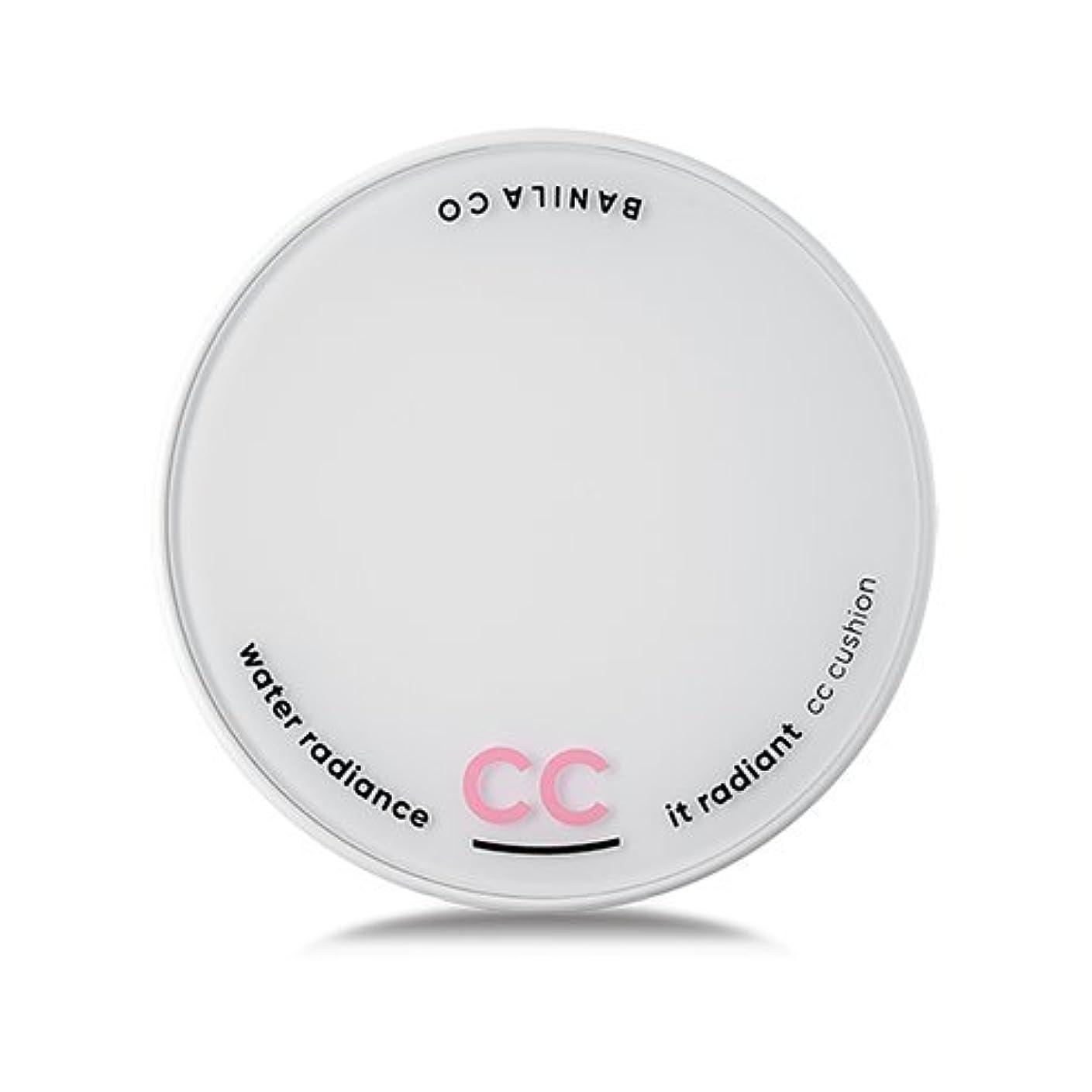 おもしろい願望抑制[Renewal] BANILA CO It Radiant CC Cushion 15g + Refill 15g/バニラコ イット ラディアント CC クッション 15g + リフィル 15g (#Light Beige...