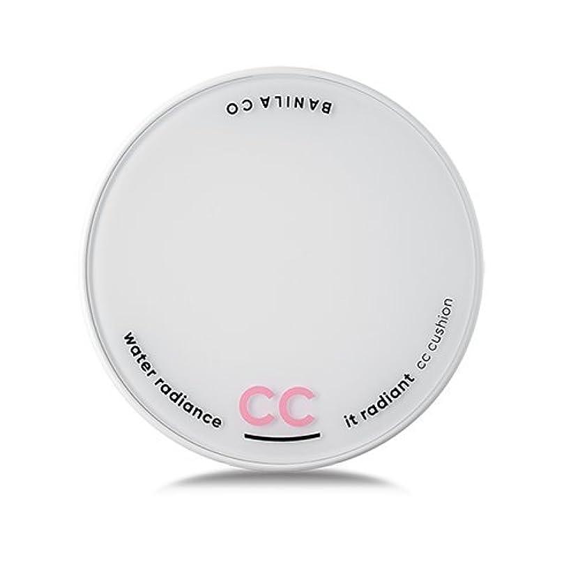 アーティファクト名門低い[Renewal] BANILA CO It Radiant CC Cushion 15g + Refill 15g/バニラコ イット ラディアント CC クッション 15g + リフィル 15g (#Light Beige...