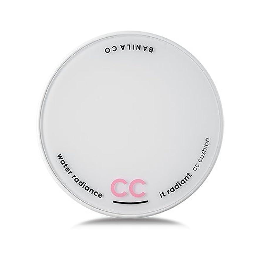 [Renewal] BANILA CO It Radiant CC Cushion 15g + Refill 15g/バニラコ イット ラディアント CC クッション 15g + リフィル 15g (#Light Beige...