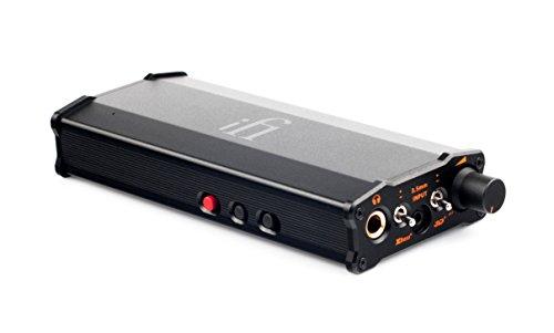 iFi Audio ヘッドホンアンプ DAC iFi micro iDSD Black Label B01MTNK3ZT 1枚目