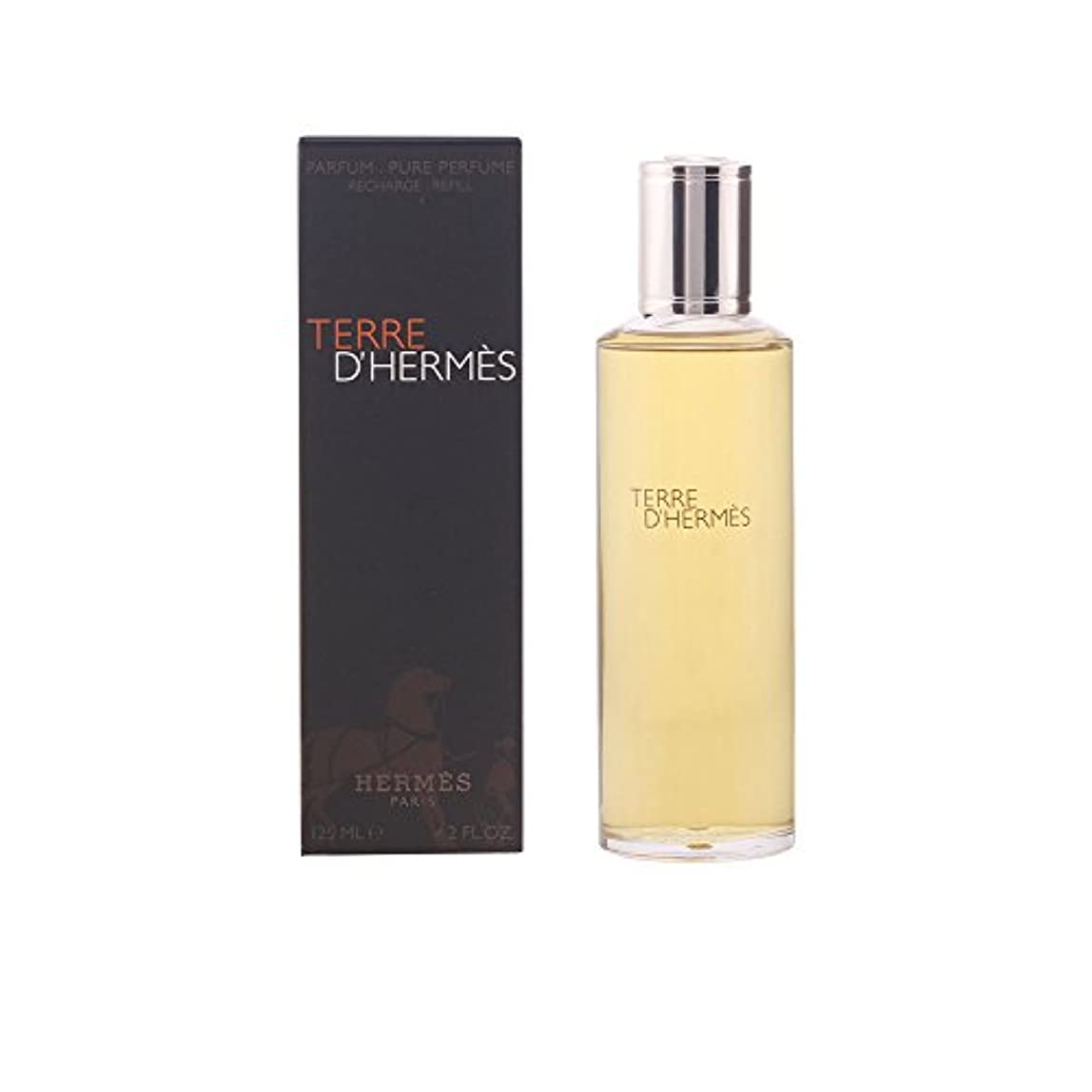 定常ますますライトニングHermes - TERRE D'エルメスパルファムリフィル125ミリリットル - 【並行輸入品】