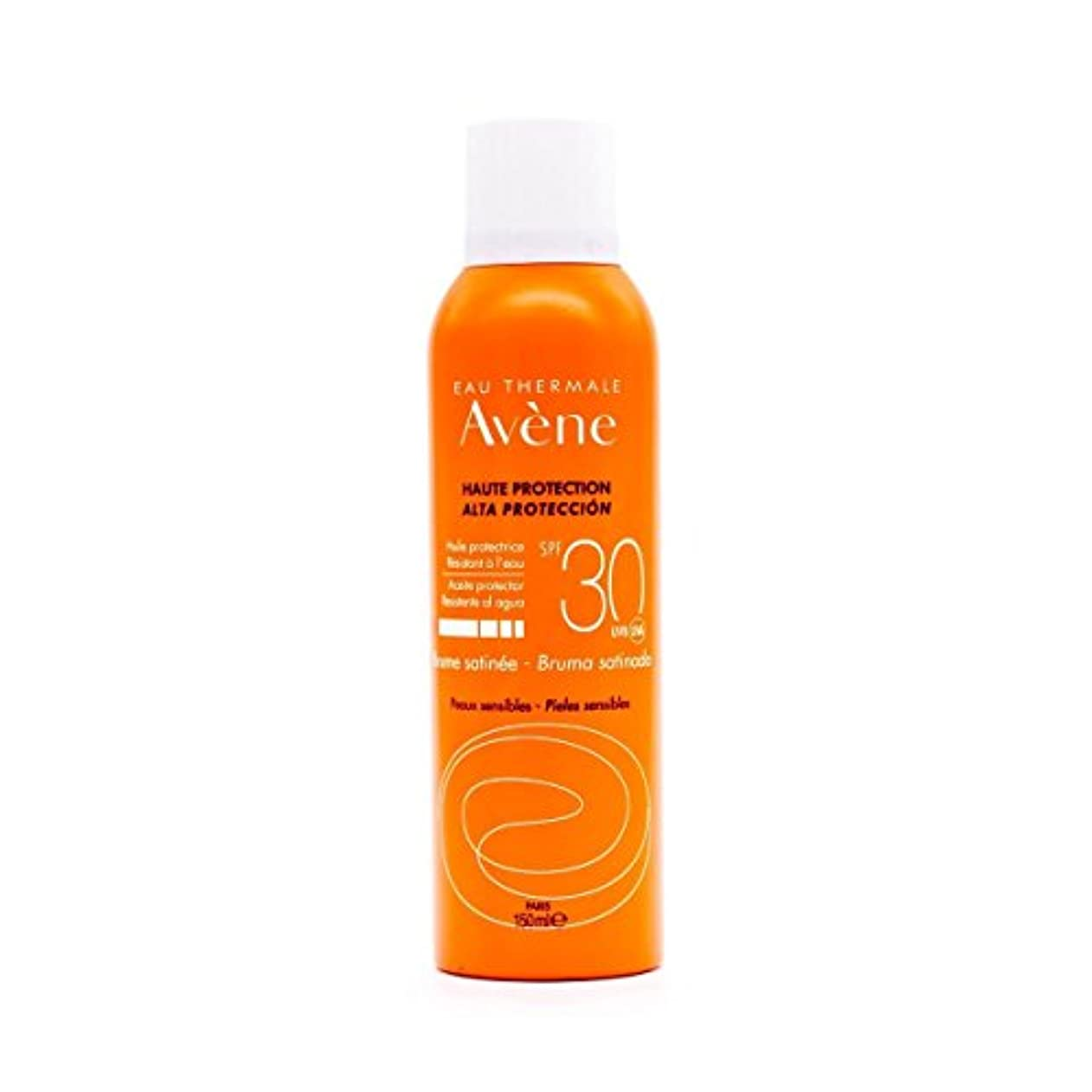 ショッキングなめらかうっかりAvene Solar Sunscreen 30 150ml [並行輸入品]