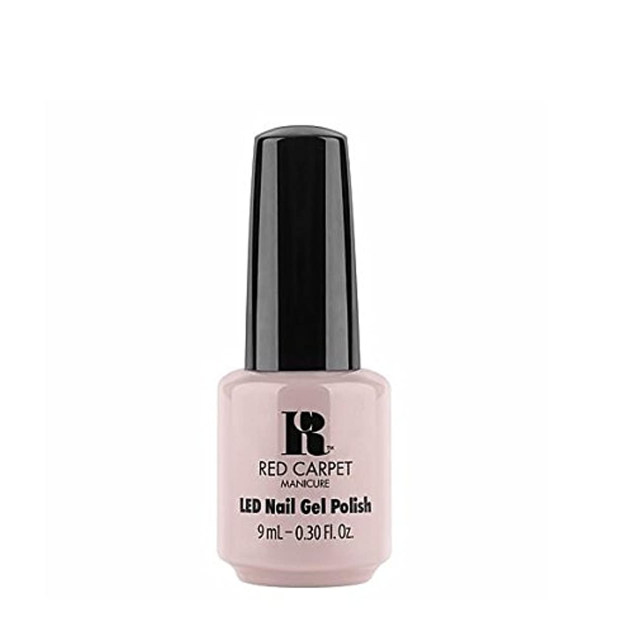 誓約ボア原理Red Carpet Manicure LED Gel Polish - Cozy In the New Chic - 9 ml/0.30 oz