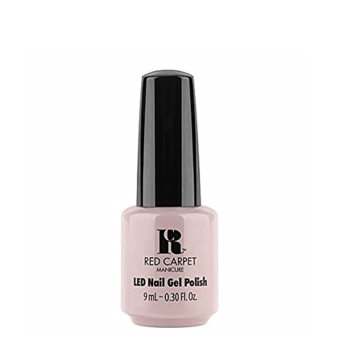 不一致ヘッドレスうっかりRed Carpet Manicure LED Gel Polish - Cozy In the New Chic - 9 ml/0.30 oz