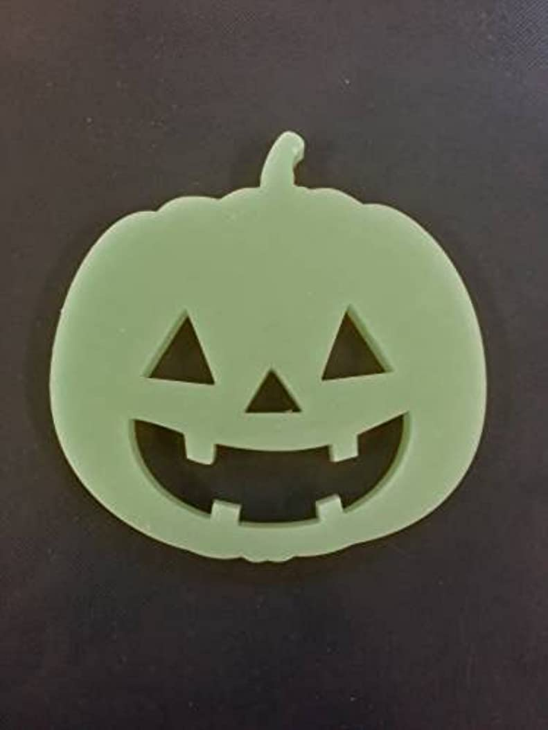 タイピストキャンバステレビ局GRASSE TOKYO AROMATICWAXチャーム「ハロウィンかぼちゃ」(GR) レモングラス アロマティックワックス グラーストウキョウ