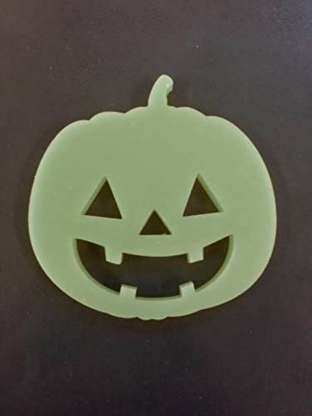 変色する開発関数GRASSE TOKYO AROMATICWAXチャーム「ハロウィンかぼちゃ」(GR) レモングラス アロマティックワックス グラーストウキョウ