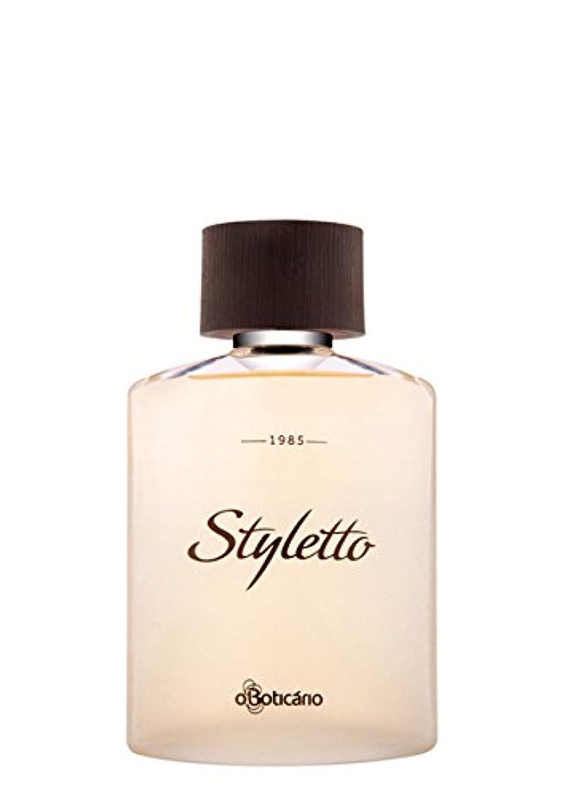 オ?ボチカリオ 香水 オードトワレ スチレット STYLETTO 1985 男性用 100ml