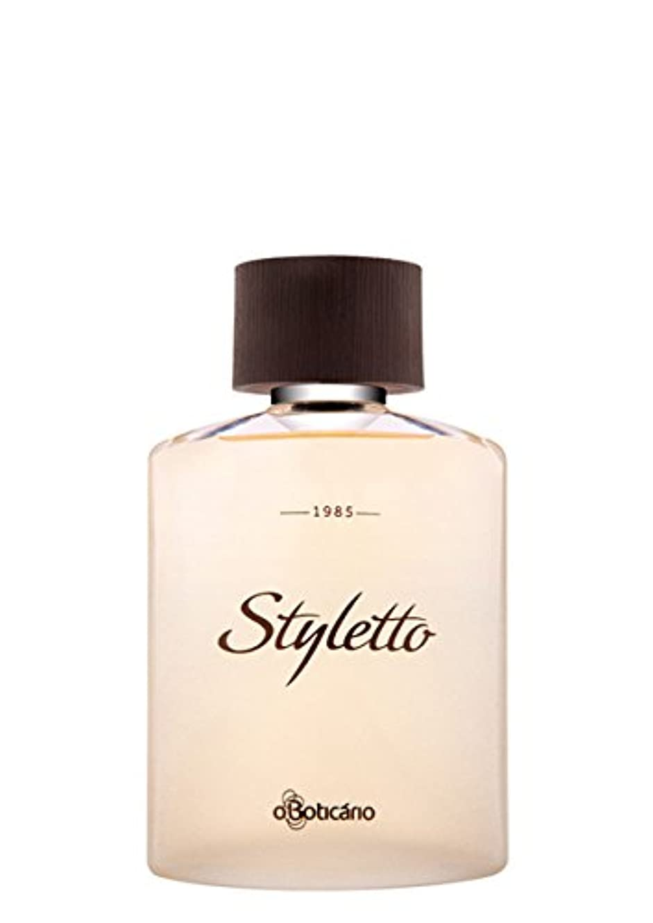 ショップ石炭変わるオ?ボチカリオ 香水 オードトワレ スチレット STYLETTO 1985 男性用 100ml