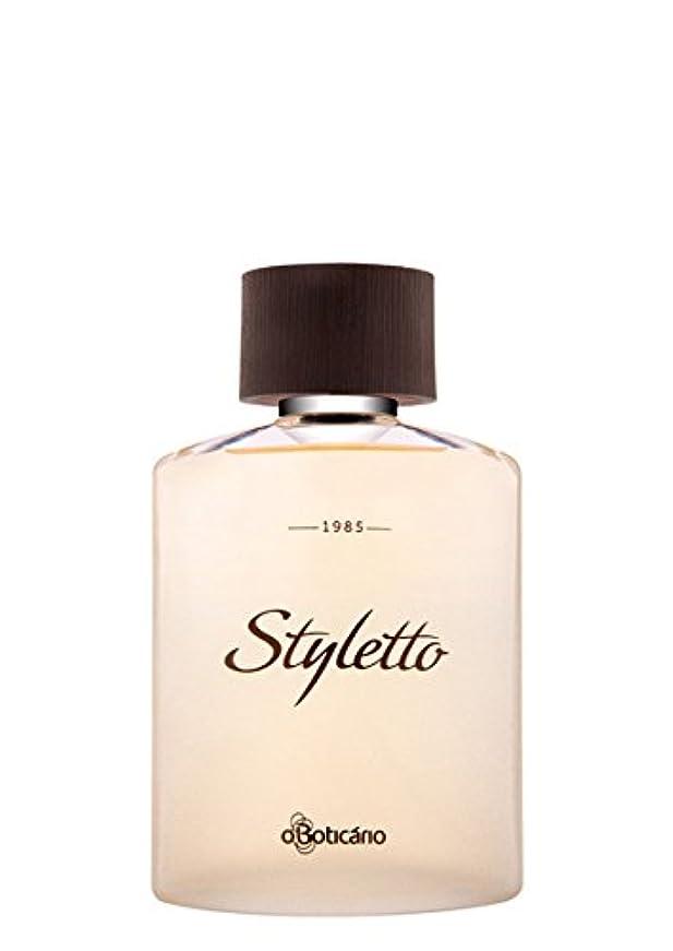 援助パネルセブンオ?ボチカリオ 香水 オードトワレ スチレット STYLETTO 1985 男性用 100ml