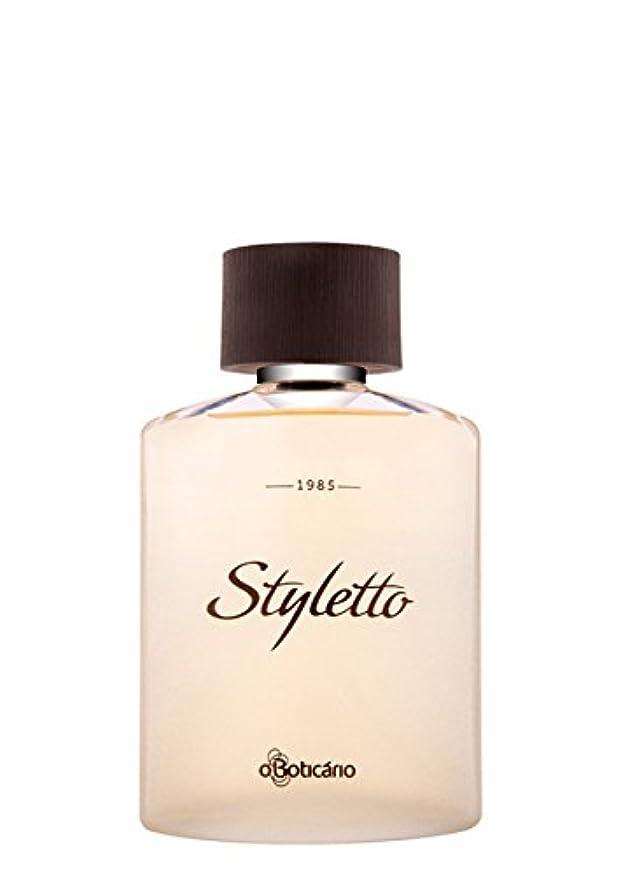 コショウどうやって寸法オ?ボチカリオ 香水 オードトワレ スチレット STYLETTO 1985 男性用 100ml