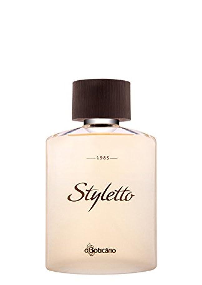 舌膨張する地下オ?ボチカリオ 香水 オードトワレ スチレット STYLETTO 1985 男性用 100ml