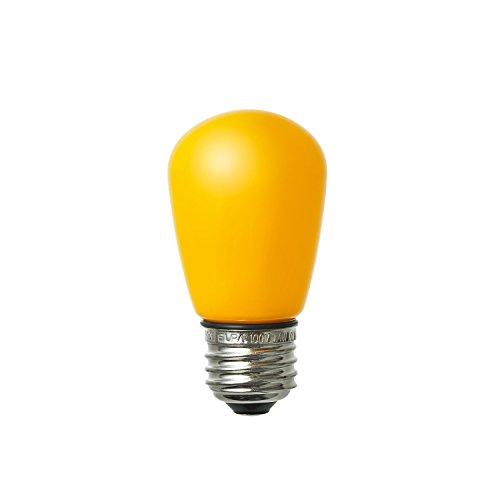 ELPA LED装飾電球 サイン球タイプ 防水