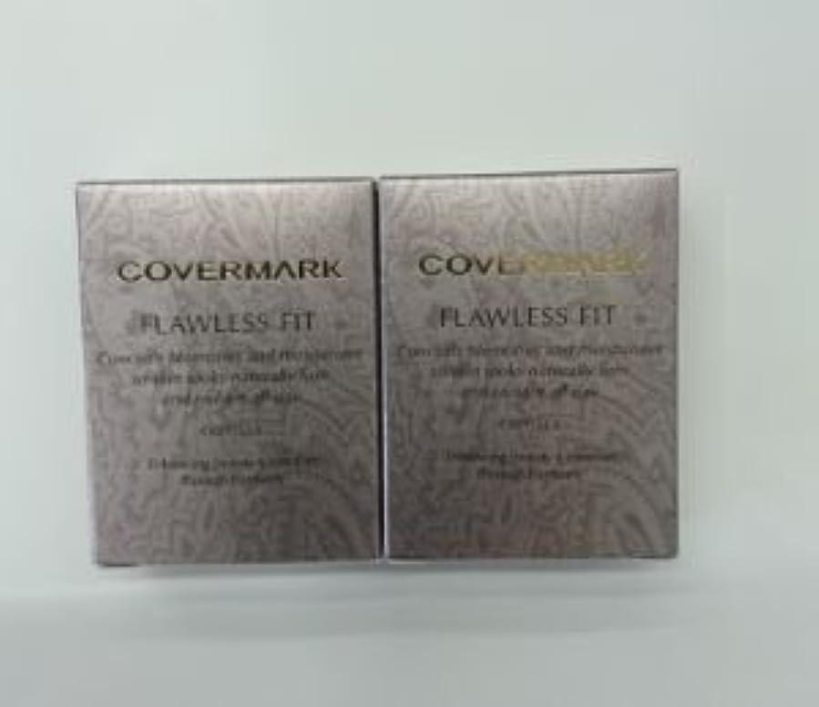 集中的な香ばしい終わらせるカバーマーク フローレス フィット リフィル FR40 2個セット