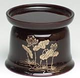 京仏壇はやし 仏具 仏器台 丸型 ( 小 ) ◆径 4.5cm 高さ 3.5cm ※お仏壇用の仏飯器を載せる台です