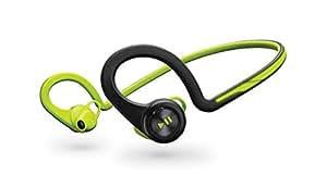【国内正規品】 PLANTRONICS Bluetooth スポーツ用ワイヤレスヘッドセット(ステレオイヤホンタイプ)  BackBeat Fit Green BACKBEATFIT-GR