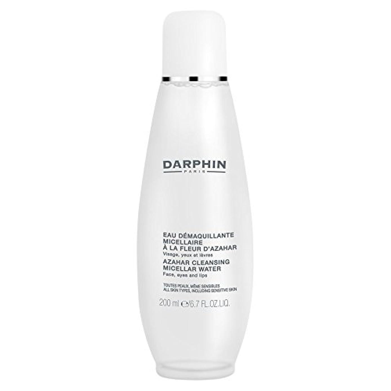 渇き嫌い債権者ミセル水クレンジングアサールダルファン、200ミリリットル (Darphin) (x2) - Darphin Azahar Cleansing Micellar Water, 200ml (Pack of 2) [並行輸入品]